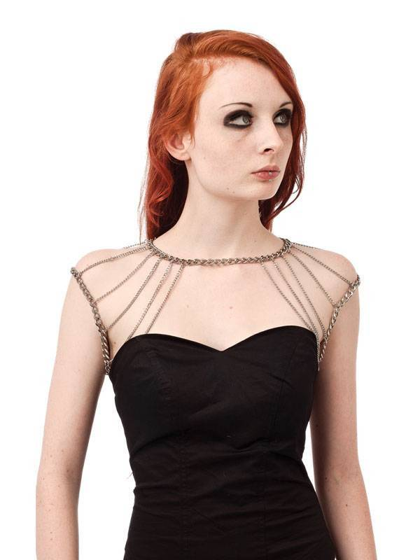 Queen of Darkness Bolero Chains