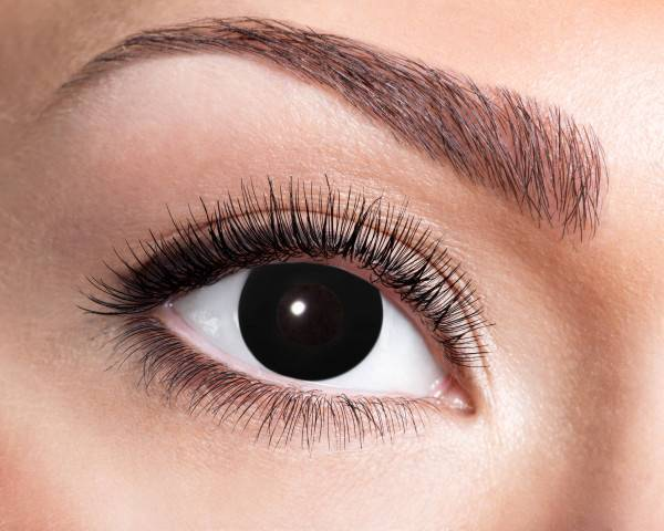 Kontaktlinsen Black Witch 3 Monate - Abaddon Mystic Store
