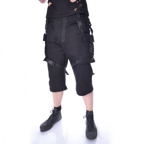 Chemical Black Shorts Danger