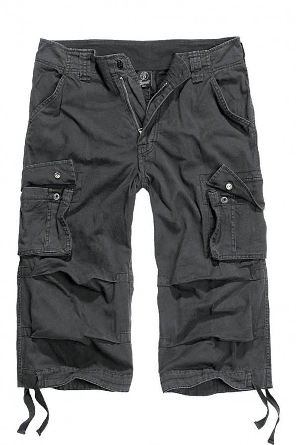 Brandit Shorts Urban Legend 3/4 Schwarz