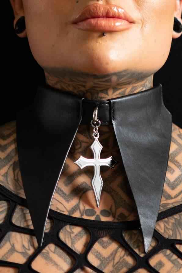 Killstar Halsband Cathedral