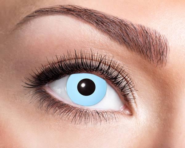 Kontaktlinsen Ice Blue 3 Monate - Abaddon Mystic Store