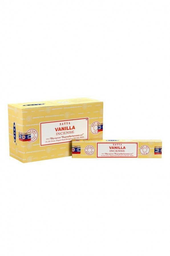 Satya Räucherstäbchen Vanilla