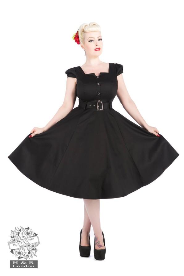 H&R Dress Fancy Black Lady - Abaddon Mystic Store