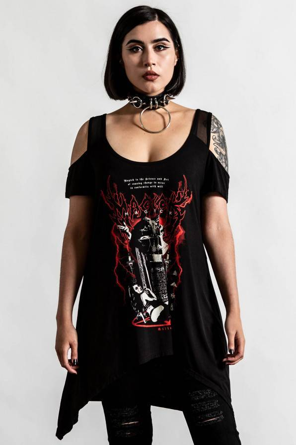Killstar Shirt Magick