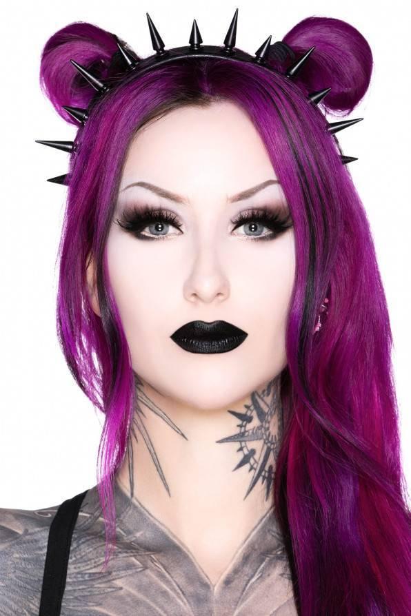 Killstar Haarreif Chloe Chaos