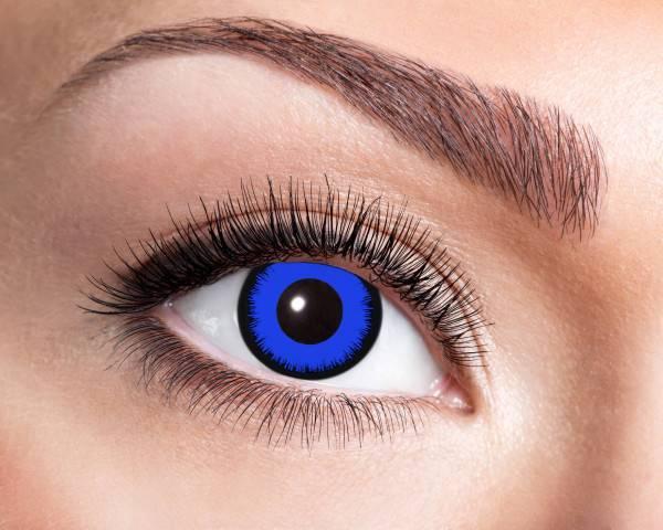 Kontaktlinsen Angelic Blue 3 Monate - Abaddon Mystic Store