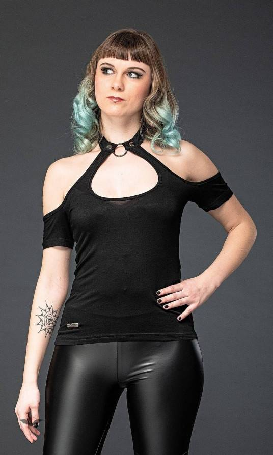 Queen of Darkness Shirt O-Ring