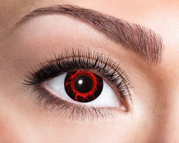 Kontaktlinsen Cataclysm 3 Monate - Abaddon Mystic Store