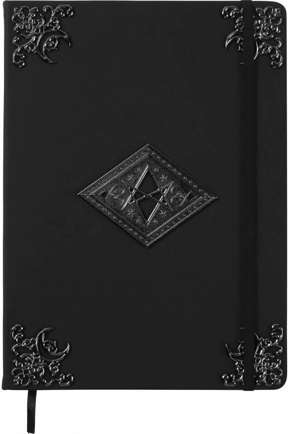 Killstar Notizbuch Book Of Shadows