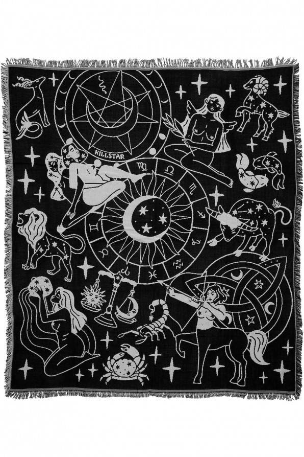 Killstar Decke Horoscope