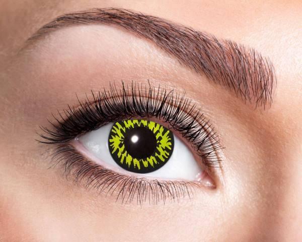 Kontaktlinsen Werewolf 3 Monate - Abaddon Mystic Store