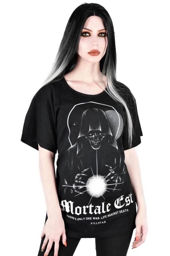 Killstar Shirt Relaxed Mortale - Abaddon Mystic Store
