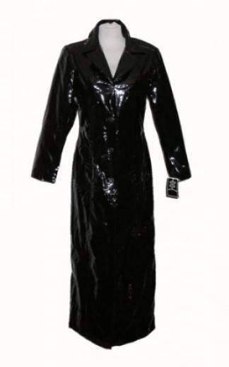Hard Leather Stuff Lady Coat Ordinary Lack