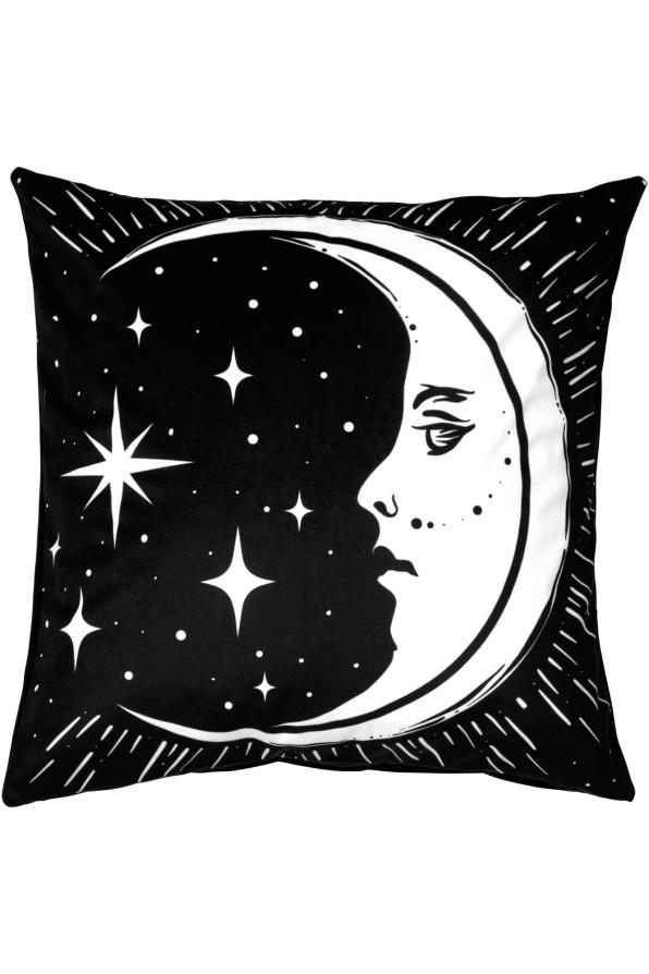 Killstar Kissenbezug Vintage Moon