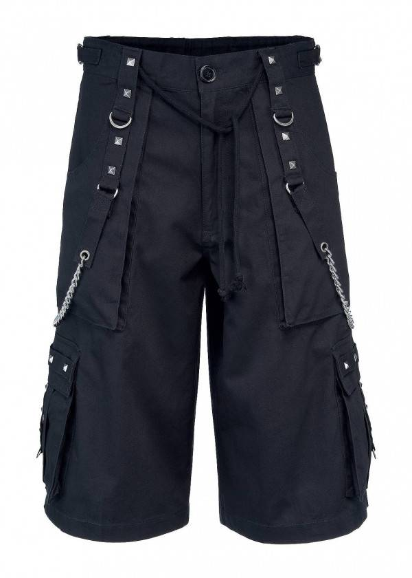 Brandit Shorts Chain Schwarz - Abaddon Mystic Store