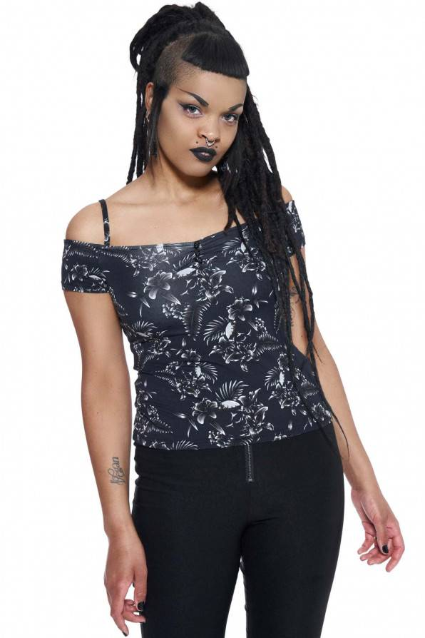 Killstar Shirt Lulu