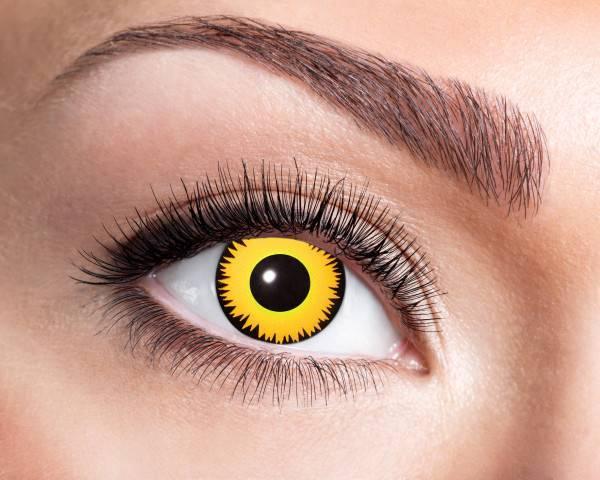 Kontaktlinsen Lion 3 Monate - Abaddon Mystic Store