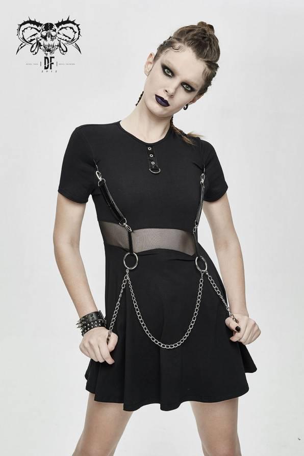Devil Fashion Kleid Nola