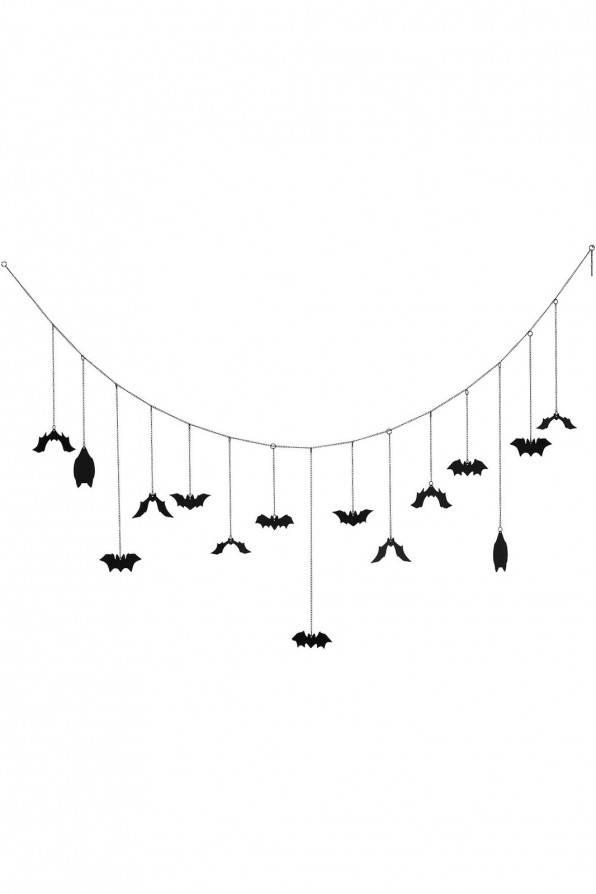 Killstar Wanddeko Colony Of Bats