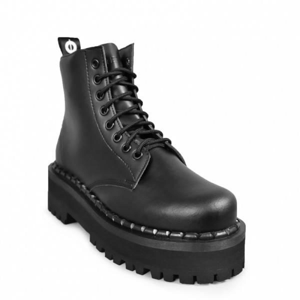 Altercore Boots 653 Vegan Schwarz
