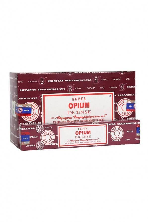 Satya Räucherstäbchen Opium