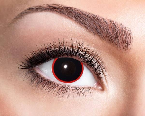 Kontaktlinsen Hellraiser 3 Monate - Abaddon Mystic Store