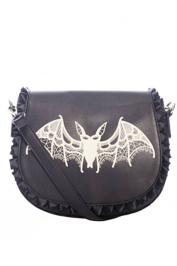 Banned Tasche Lace Bat Small