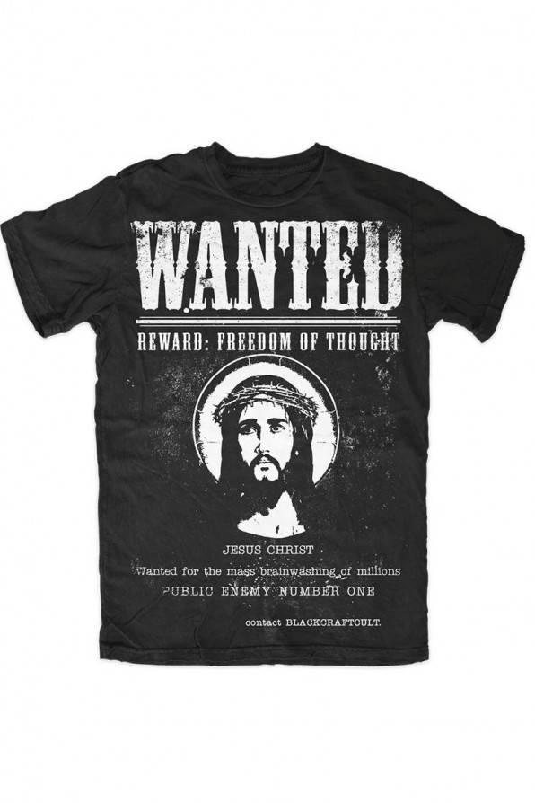 Blackcraft Cult Shirt Wanted