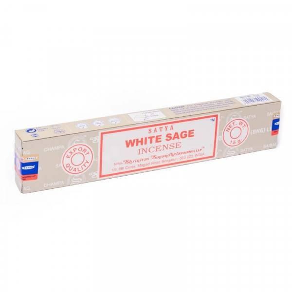 Satya Räucherstäbchen White Sage