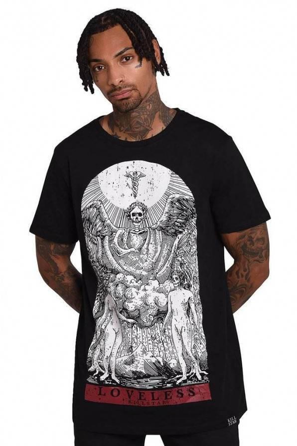 Killstar Shirt Loveless - Abaddon Mystic Store