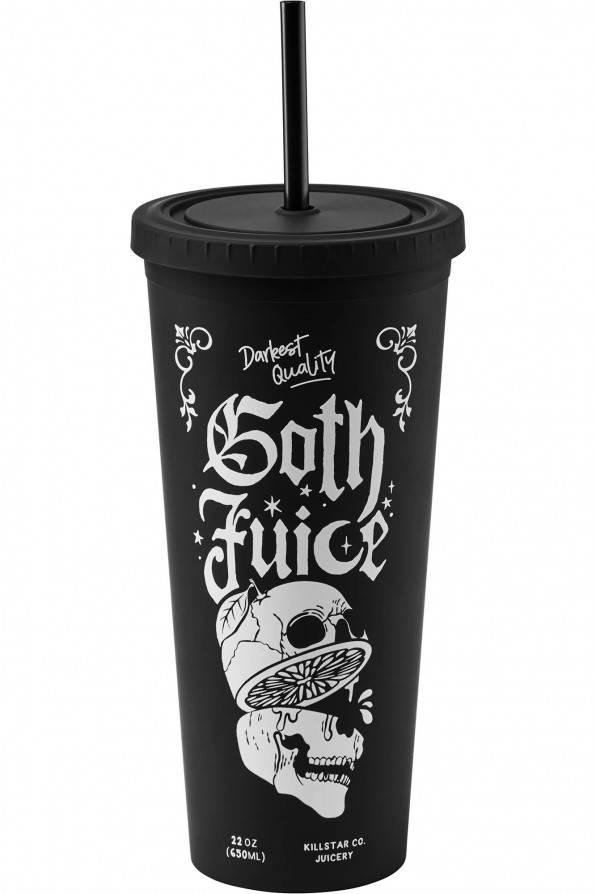 Killstar Reisebecher Goth Juice Cold Brew - Abaddon Mystic Store