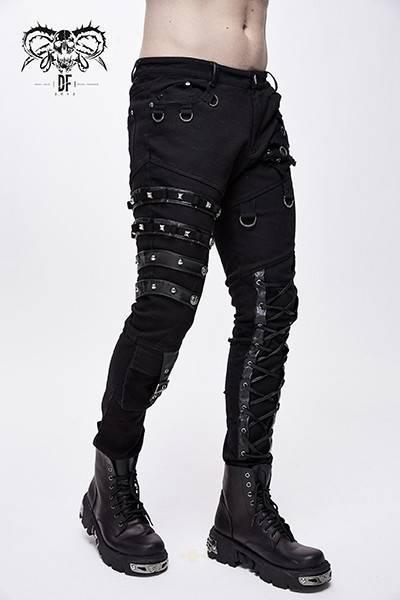 Devil Fashion Jeans Quirin