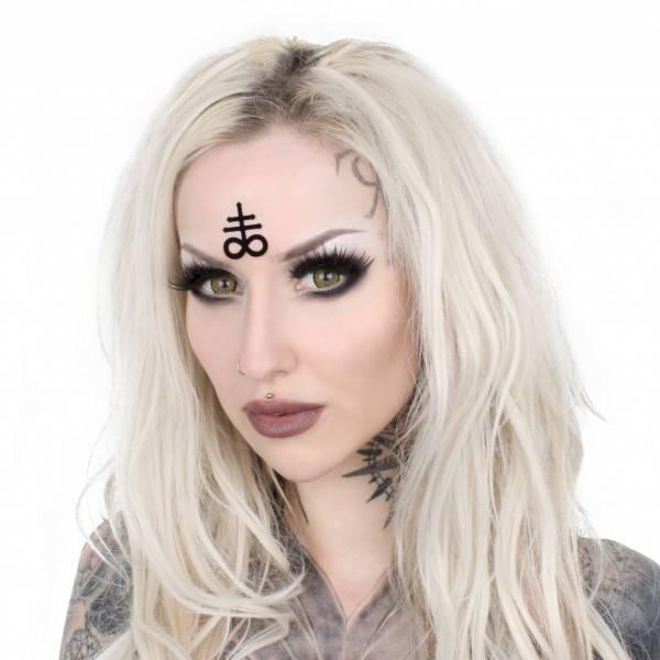 Magic Markings Bindi Leviathan Cross