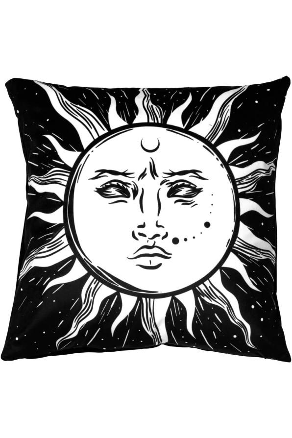 Killstar Kissenbezug Vintage Sun