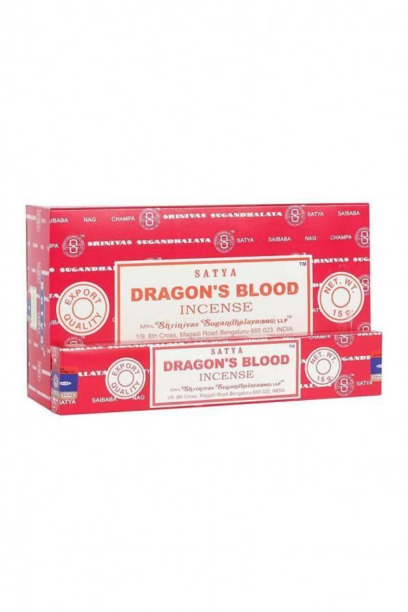 Satya Räucherstäbchen Dragon's Blood