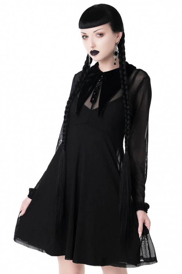 Killstar Kleid Lily Of The Alley