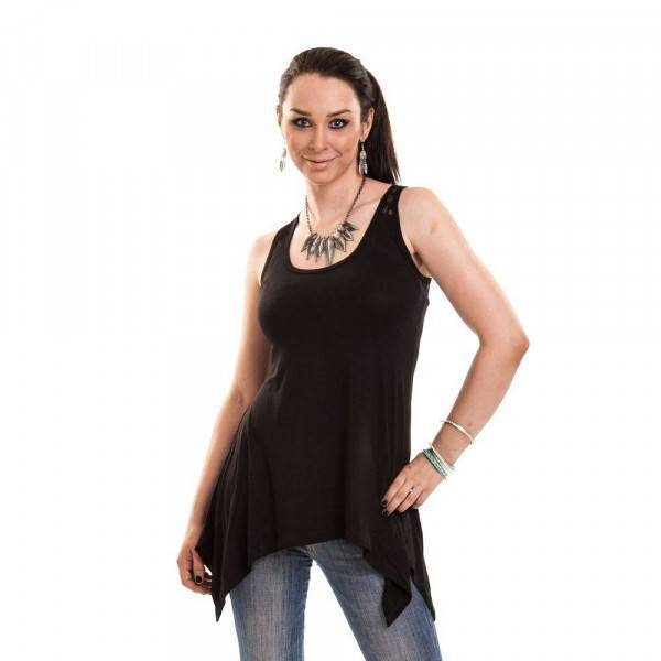Innocent Lifestyle Top Amber Lace Panel - Abaddon Mystic Store