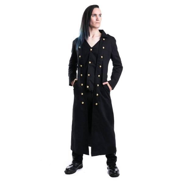 Vixxsin Coat Silent - Abaddon Mystic Store