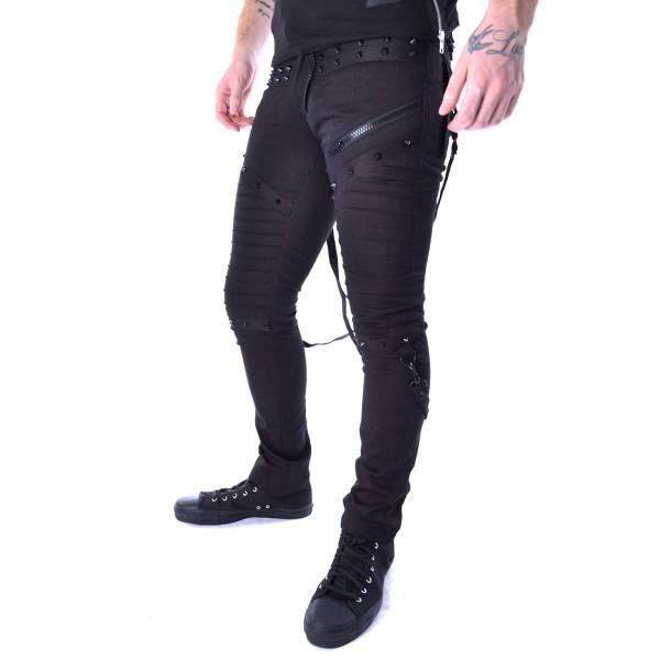 Vixxsin Pants Chrome Men - Abaddon Mystic Store
