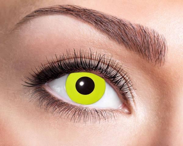 Kontaktlinsen Yellow Crow Eye 3 Monate