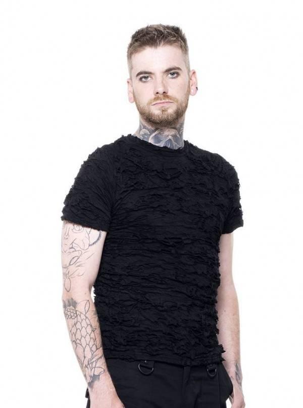 Queen of Darkness T-Shirt Holes - Abaddon Mystic Store