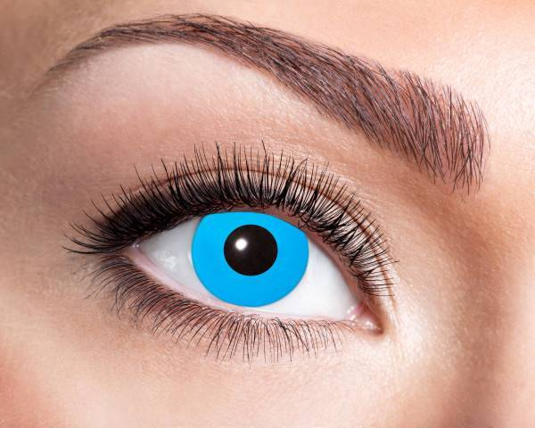 Kontaktlinsen Blue Elf 3 Monate - Abaddon Mystic Store